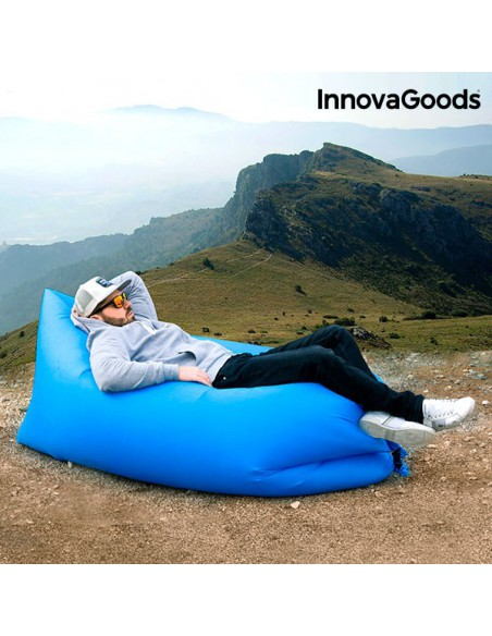 Sofa / long Chair inflatable, with carry bag